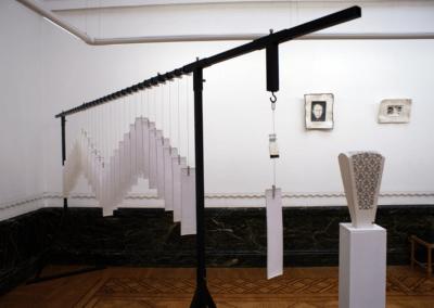 """Exposition """"Trois plus"""" Moszna Pologne céramique contemporaine"""